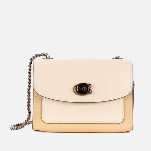 Women's Parker 18 Shoulder Bag - Ivory Multi