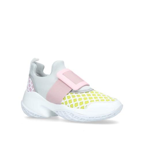 Run Chunky Sole Sneakers