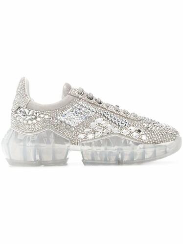 Crystal Shimmer板鞋