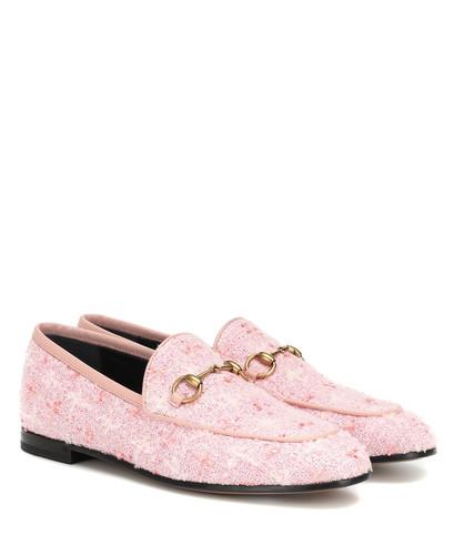 Jordaan花呢乐福鞋